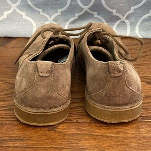 UGG Shoes - UGG | Men's Tan Suede Oxford Loafers size 8.5